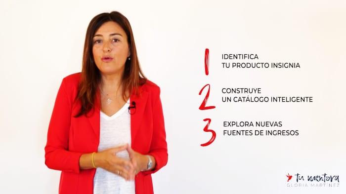 Edicion de Video para creadores de contenido Gloria MartÍnez